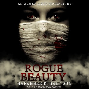 ROGUE BEAUTY AUDIOBOOK COVER